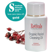 Organic Facial Cleansing Oil